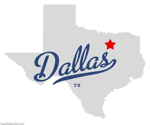 Dallas, Texas Mailing Lists